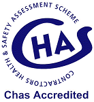 Sorion is accredited to the Contractors Health and Safety Assesement Scheme