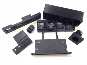 Selection of 3D Printed Parts