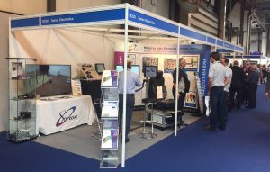 Sorion's Stand at Automechanika