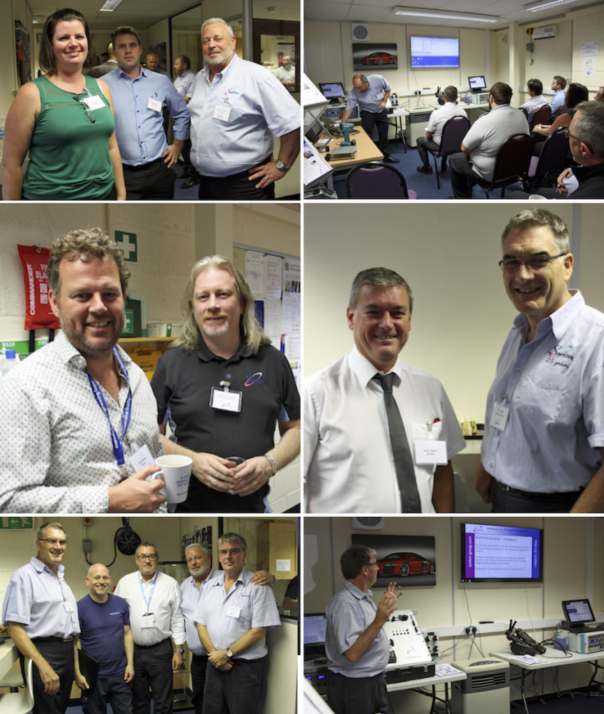 Sorion's Technology Open Day