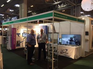 Sorion's Stand at Advanced Engineering 2016