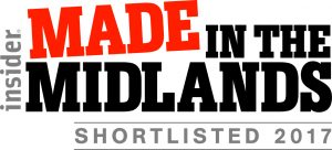 Sorion have made the shortlist in three categories