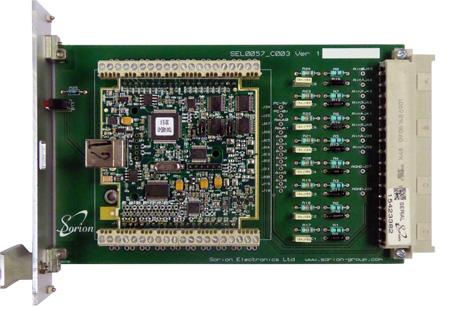 SEL0057 High Speed Analogue Input