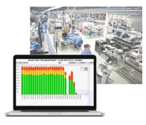 Manufacturing data collection and traceability