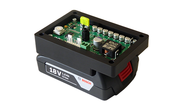 Battery pack voltage regulator