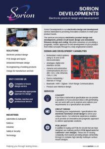 Embedded software development