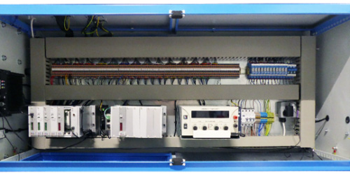 heavy equipment manufacturing - End of line test system for tractor cab assembly
