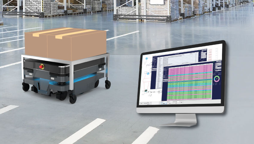 Fleetware Mobile Robot fleet management